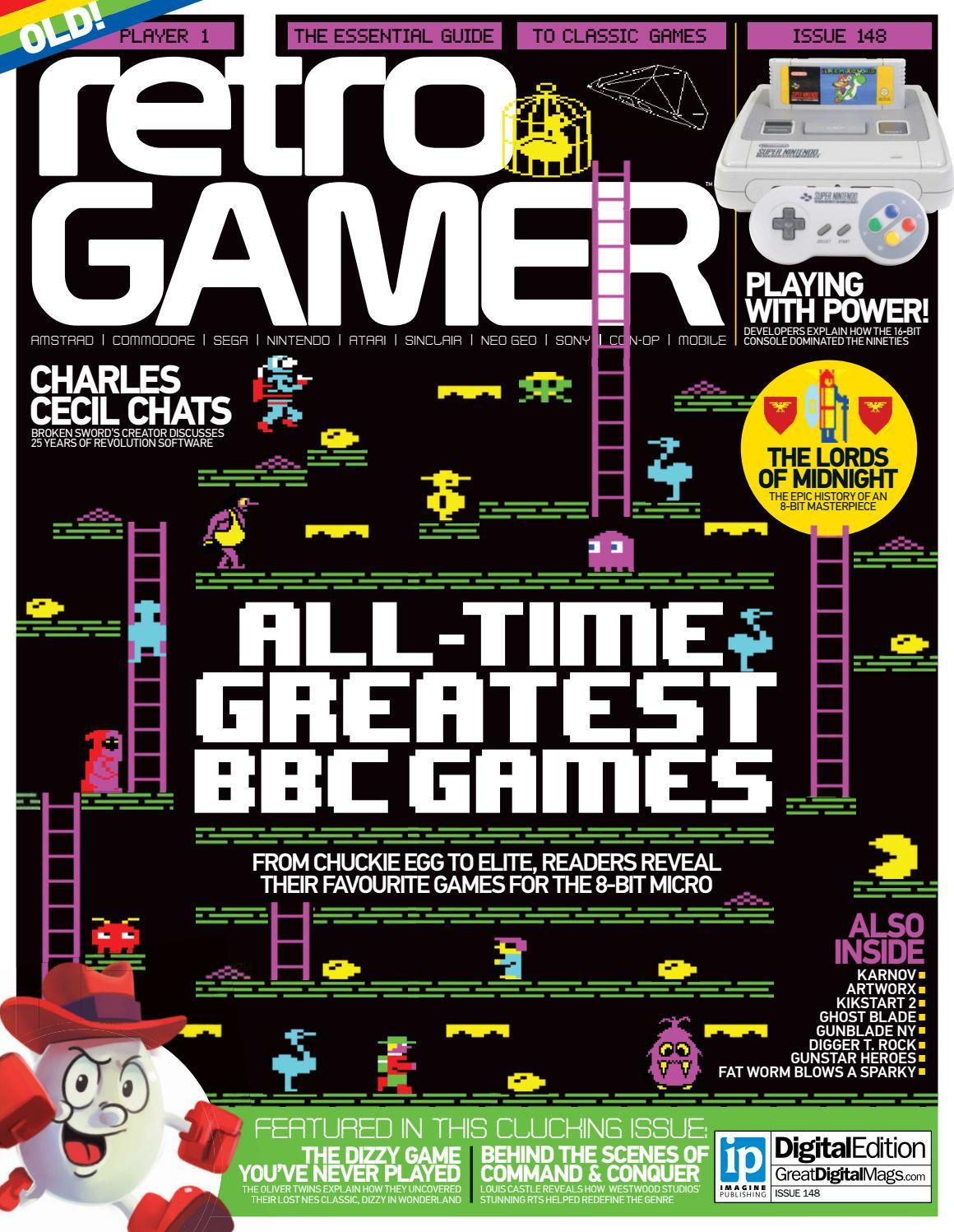 Retro gamer №148 by Michel França - issuu