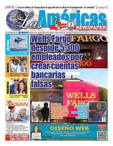 9 de septiembre 2016 - Las Américas Newspaper by Las Americas ...