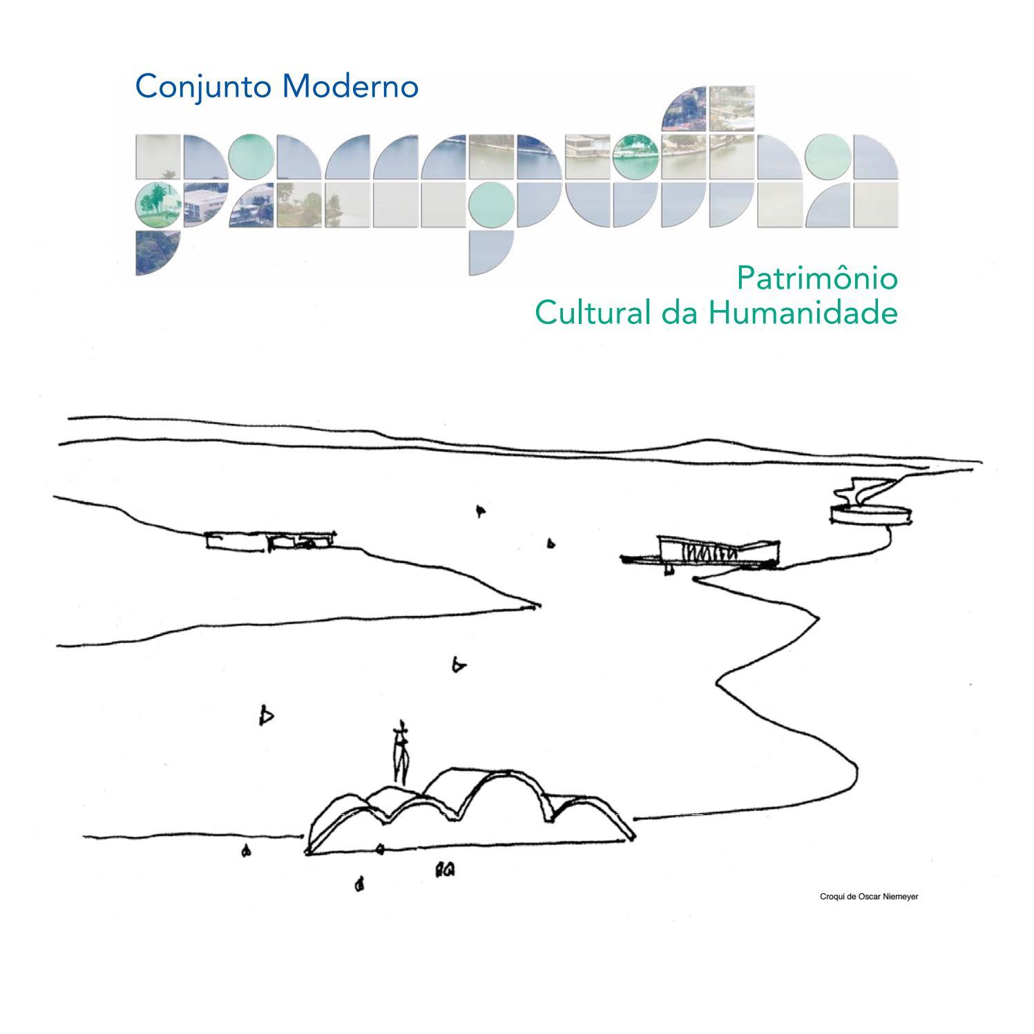 Conjunto Moderno Da Pampulha Patrimônio Cultural Da
