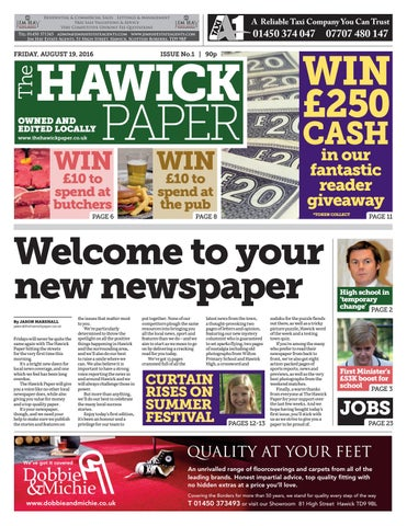 The Hawick Paper Edition 1 Fri Aug 19 2016 by The Hawick Paper - issuu bb91183c14d