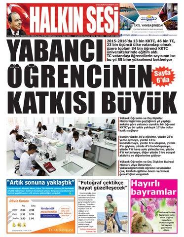 19d0fc3e86868 12 eylül 2016 by Halkı Sesi Gazetesi KKTC - issuu