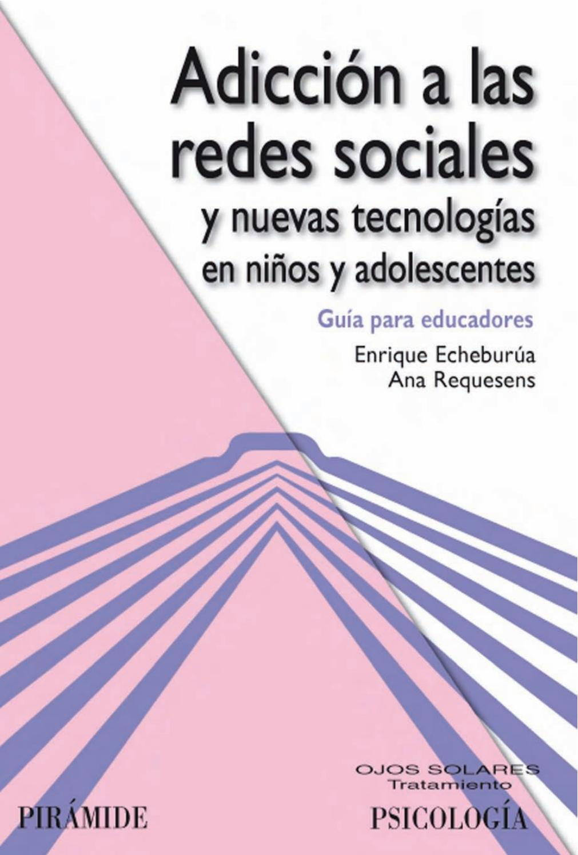 Adicción a las redes sociales by IMI School - issuu