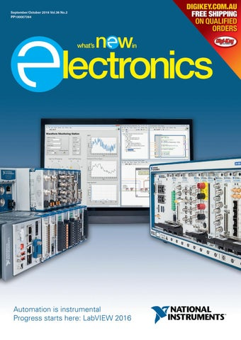 What's New in Electronics Sep/Oct 2016 by Westwick-Farrow Media - issuu