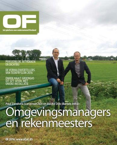e1114bbd3fc Ondernemend Friesland editie 5 september 2016