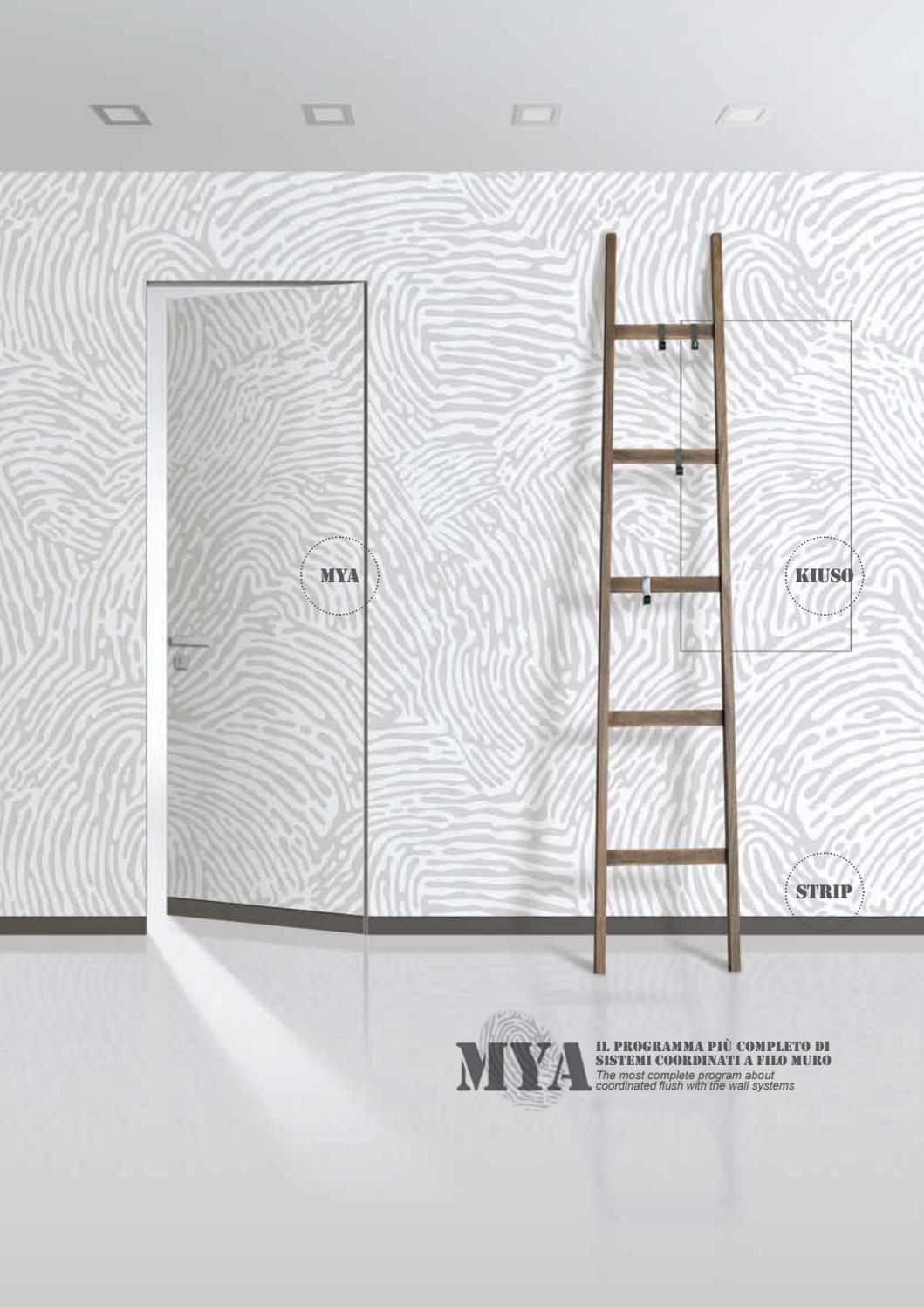 Montaggio Porta Filo Muro Cartongesso mya 2016 - porte filomuro by royalpat - issuu