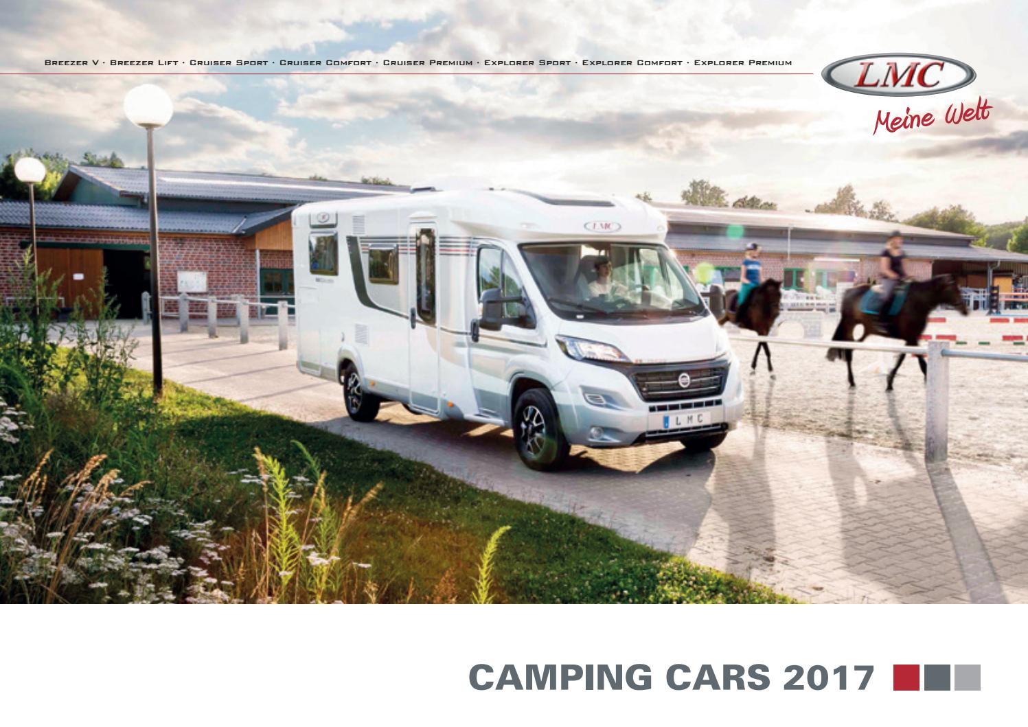catalogue lmc camping cars france 2017 by lmc camping cars france issuu. Black Bedroom Furniture Sets. Home Design Ideas