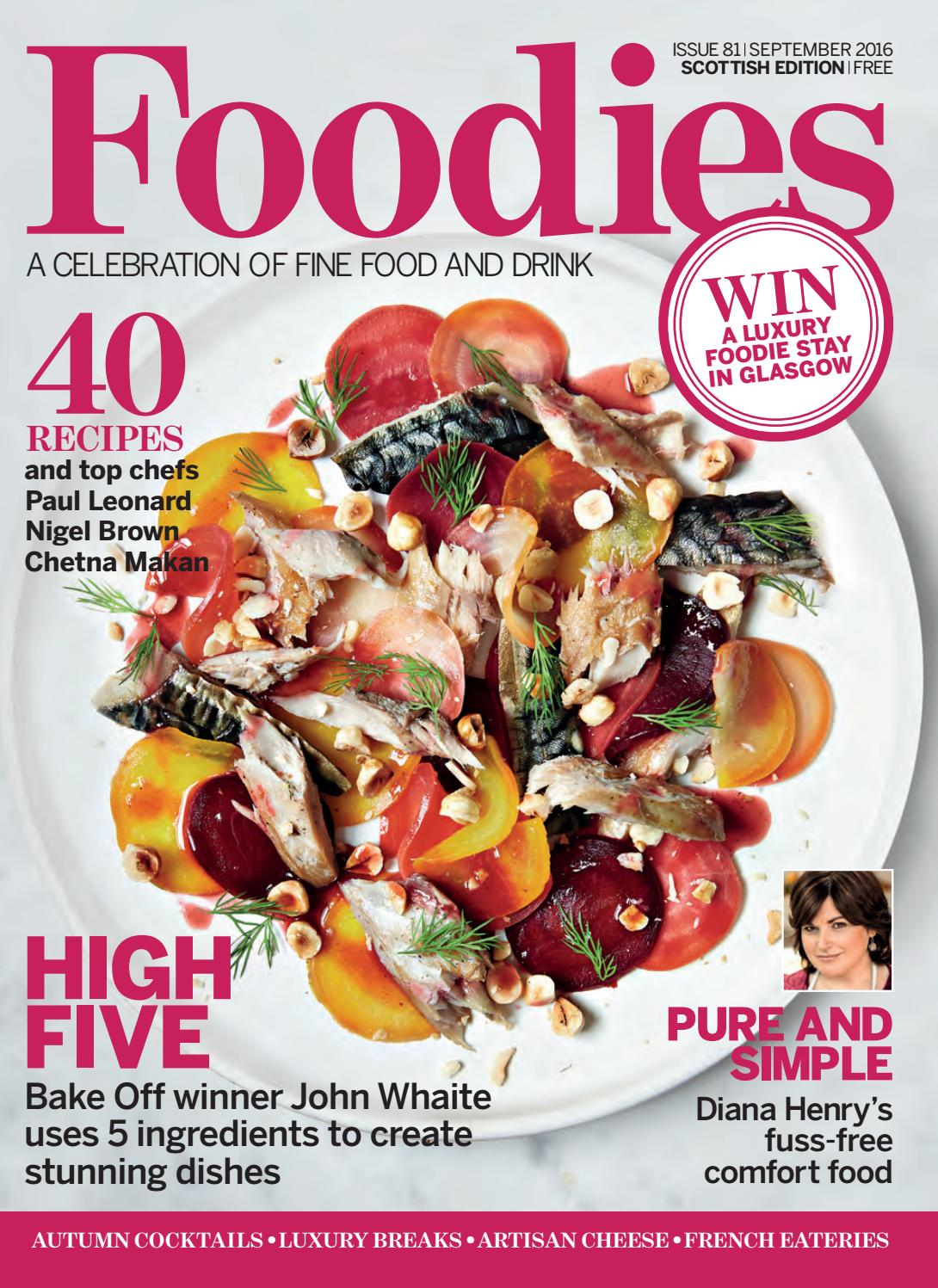 Foodies Magazine September 20 by Media Company Publications Ltd ...