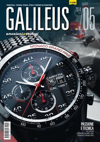a4d44c89d84d Galileus 05 2014 - primavera 2014 by Galileus Emozioni e Orologi - issuu