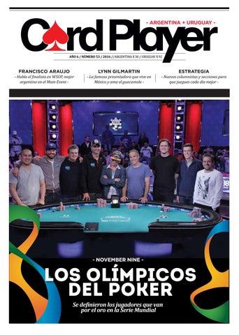 CardPlayer Argentina N 53 by CardPlayerLA - issuu b08c6a41c40
