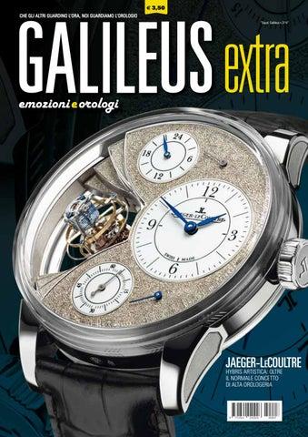 Galileus extra suppl. 7 2014 by Galileus Emozioni e Orologi - issuu ced0767e7cd