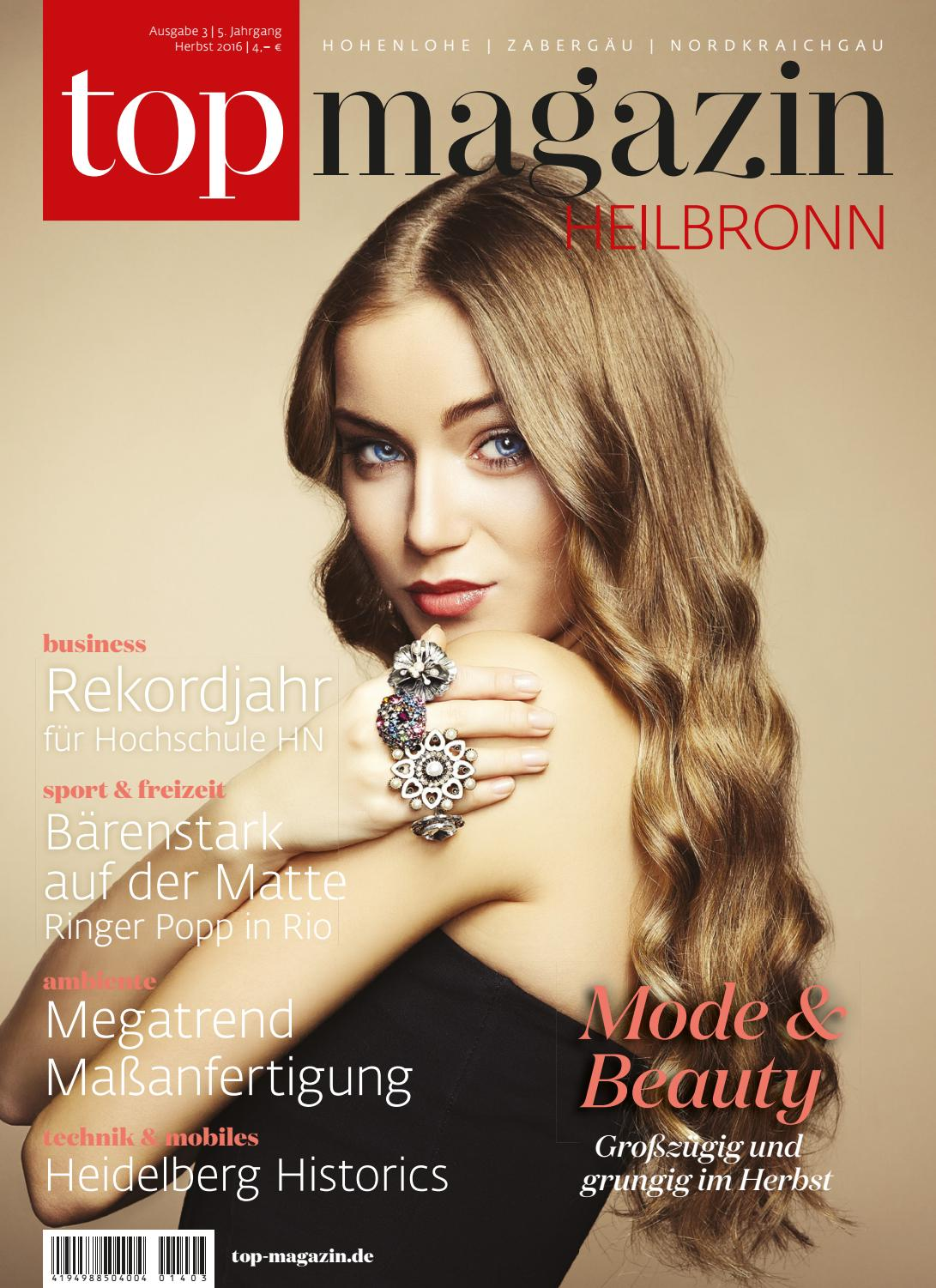 Top Magazin Heilbronn 2016 03 By Top Magazin Issuu