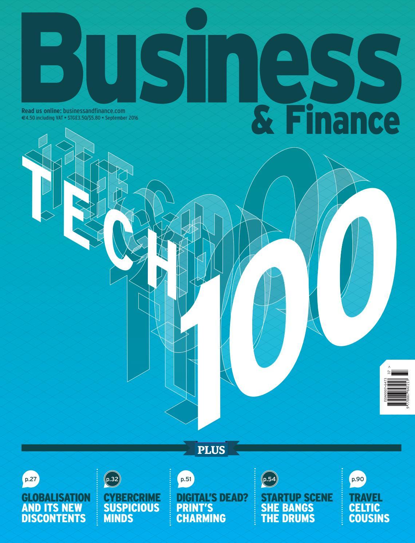 Tech 100 2016