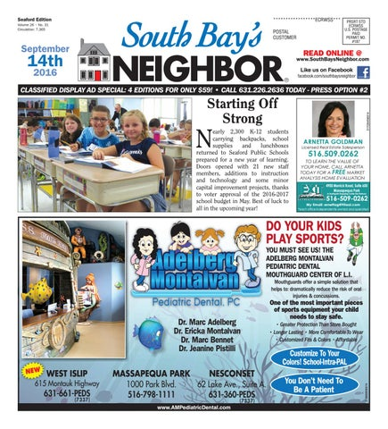 September Seaford By South Bays Neighbor Newspapers Issuu - What is a deposit invoice rocco's online store