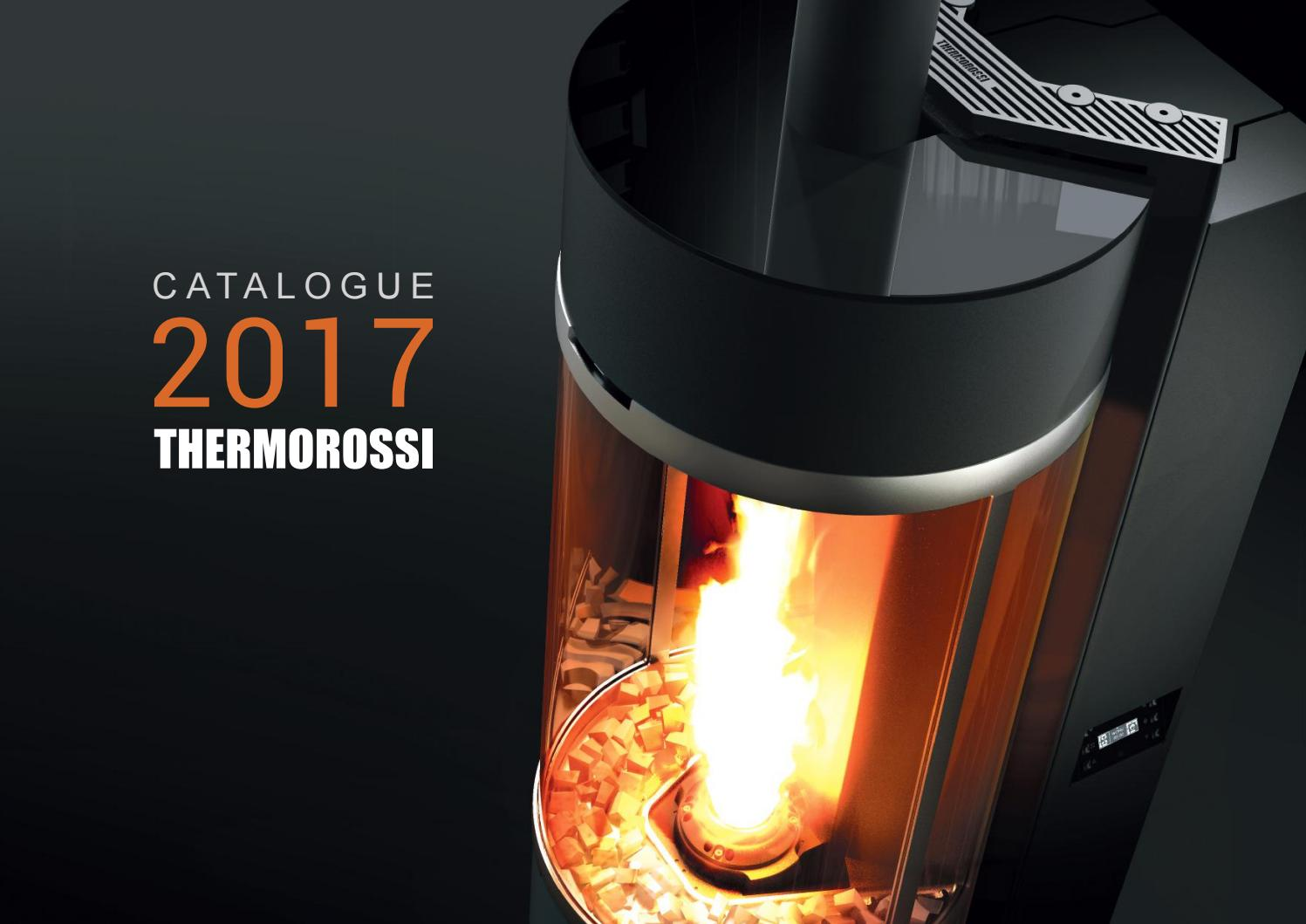 Thermorossi catalogue 2017 20160705 by dtflamme issuu for Thermorossi slimquadro idra maxi