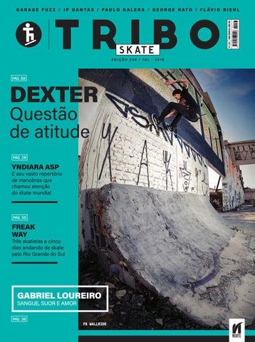 Tribo Skate  246 by Revista Tribo Skate - issuu f89463cad03