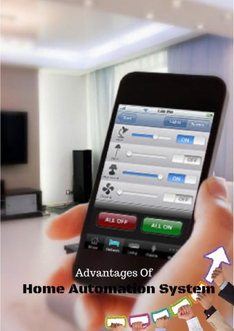 Advantages Of A Home Automation System by CW Electrical ...