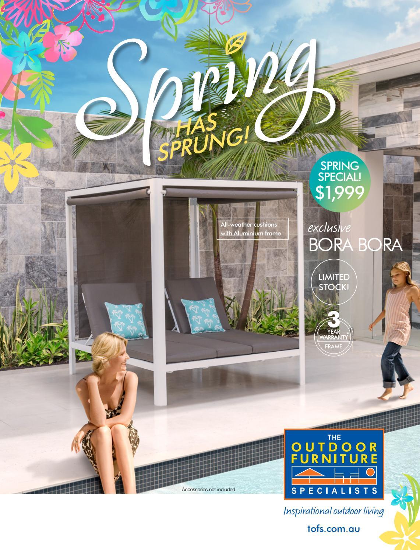 Spring has sprung 2016 flyer