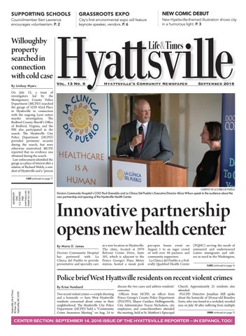 7f1800e7ea September 2016 Hyattsville Life   Times by Hyattsville Life and ...