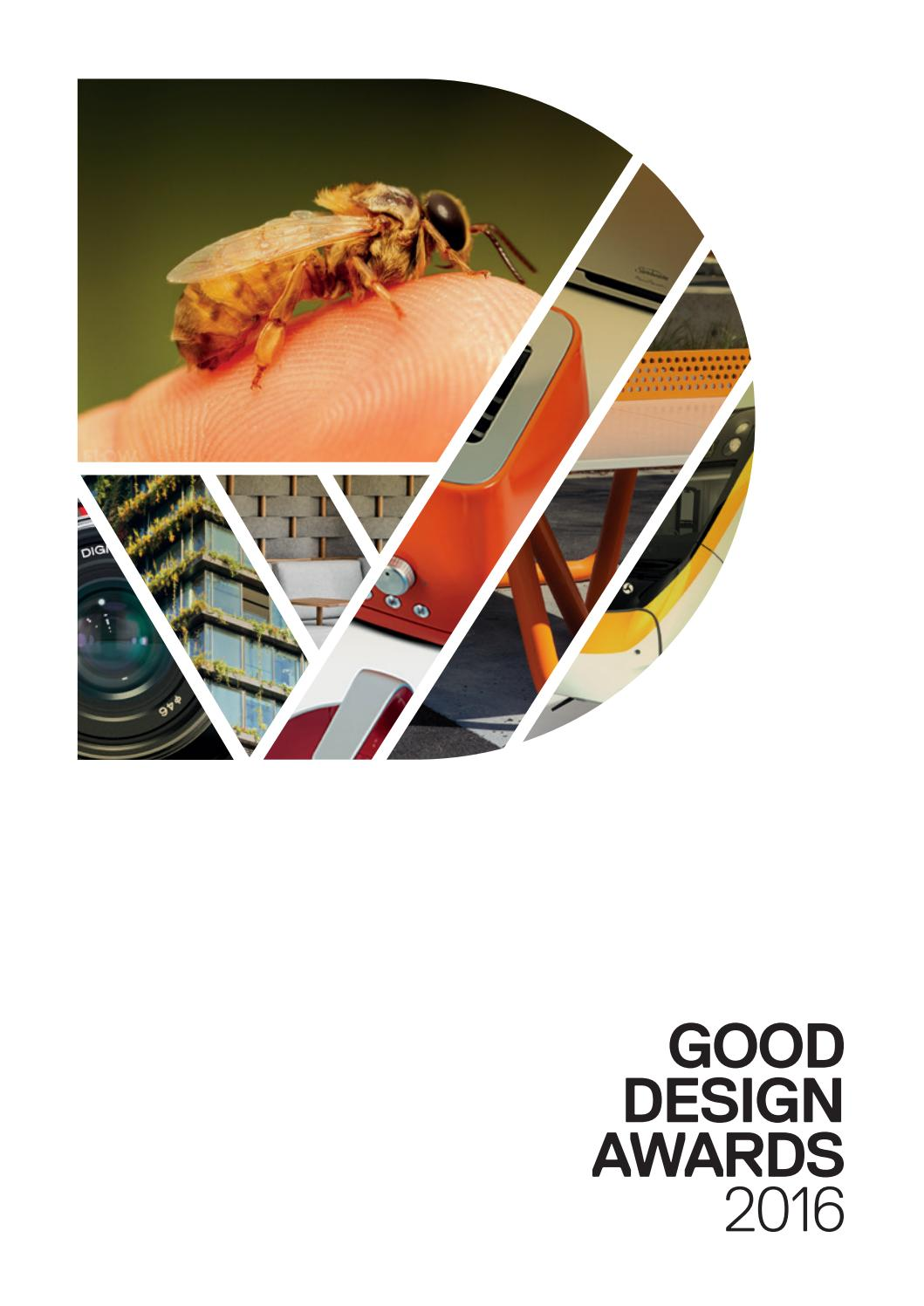 2016 Good Design Awards Yearbook By Good Design Australia Issuu