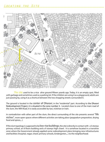 thesis on dharavi