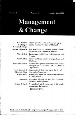 Management change by iilm institute for higher education issuu page 1 fandeluxe Gallery