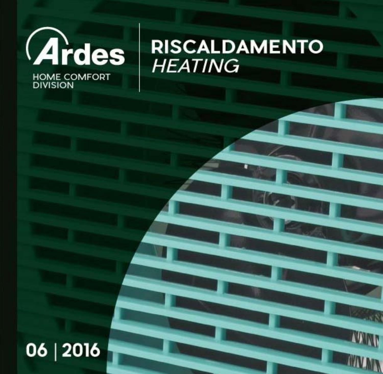 Ardes SoleMio Scaldino Elettrico 550W con Custodia