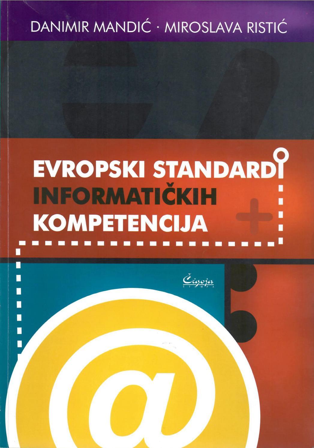 Ecdl1 By Zlatko Katanić Issuu
