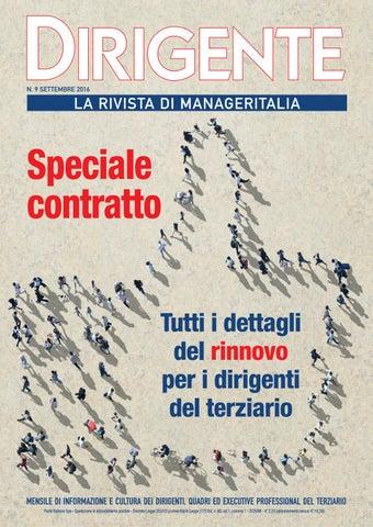 DIRIGENTE - Settembre 2016 by Manageritalia - issuu d6a1586ea584