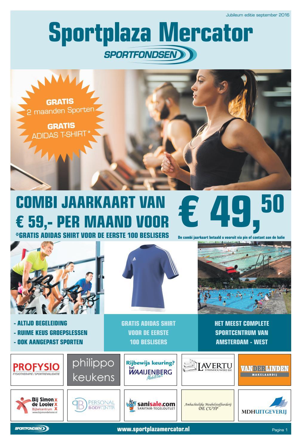 Sportpalza Mercator By Mdh Uitgeverij Issuu