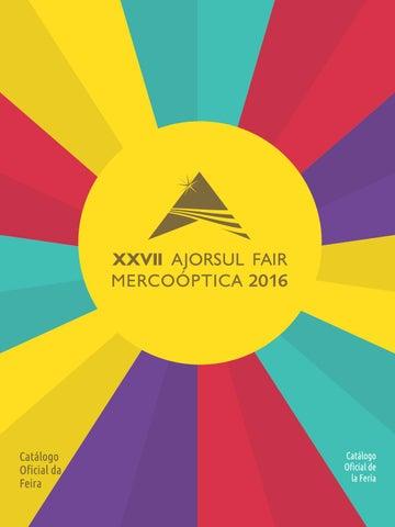 604cd2bf5d323 Catalogo   Ajorsul Fair Mercoóptica 2016 by Ajorsul - issuu
