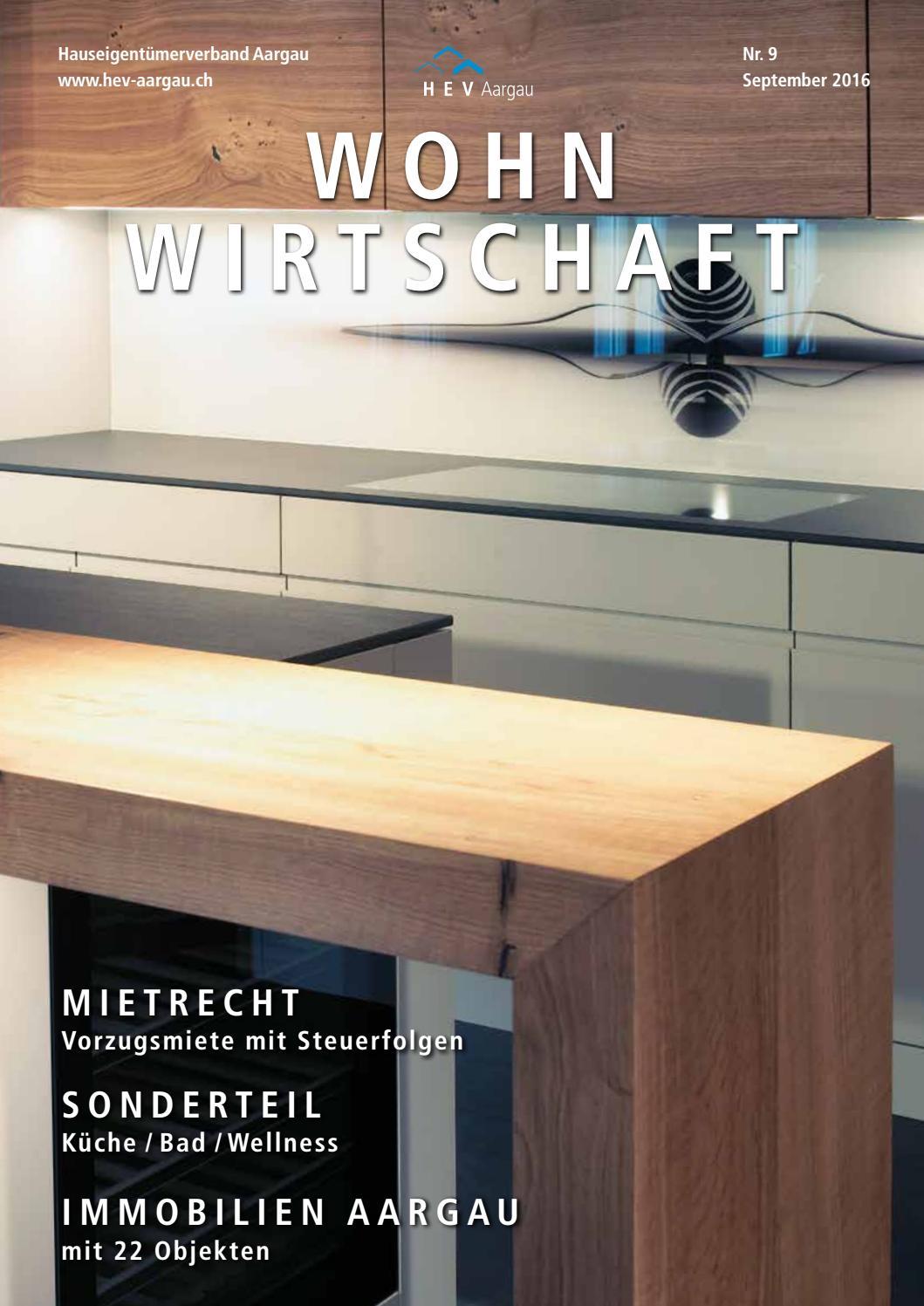 WOHNWIRTSCHAFT August 2016 by DaPa Media - issuu
