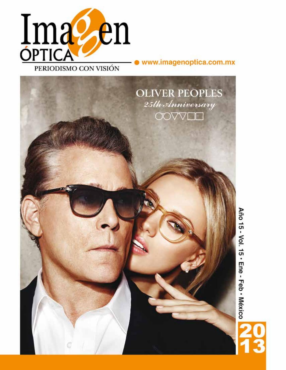 Revista Julio Agosto 2010 by Imagen Optica - issuu