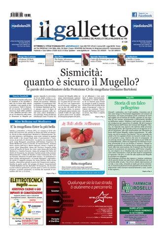 ce85ac6e4c Galletto 1270 del 10 settembre by Il Galletto Giornale - issuu