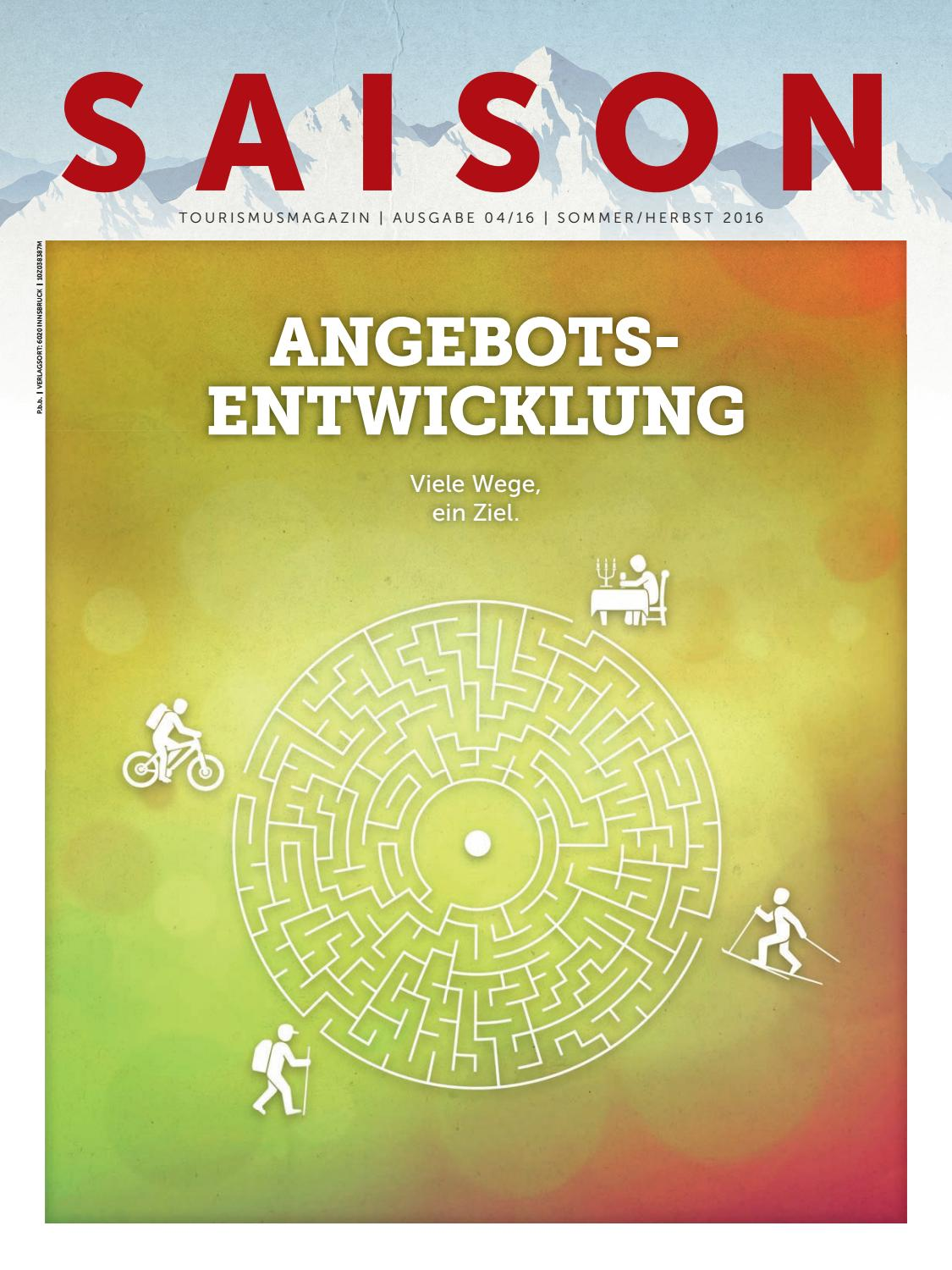 ace53f0a29 SAISON (September 2016) by TARGET GROUP Publishing GmbH - issuu