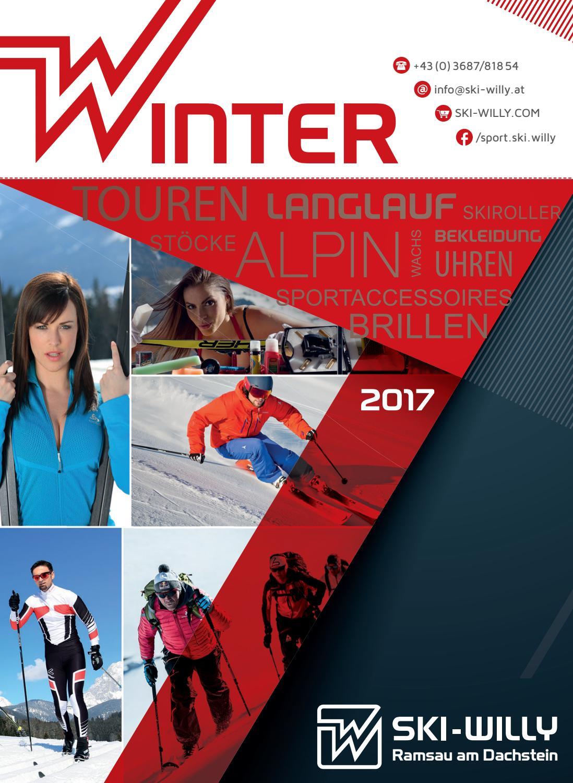 SKI WILLY Winterkatalog 2017 by Ski Willy issuu