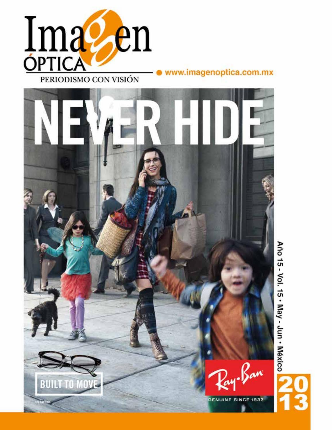 Revista Mayo Junio 2013 by Imagen Optica - issuu