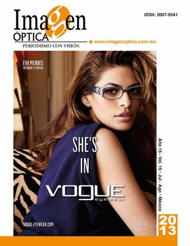 3cd99ac8cd Revista marzo abril 2014 by Imagen Optica - issuu