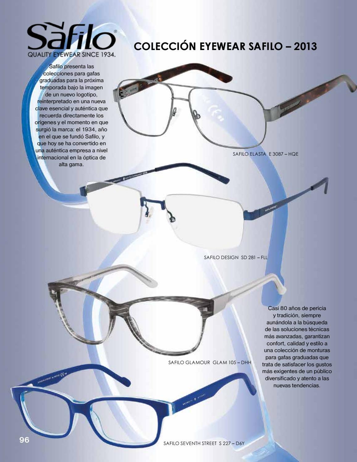 Revista Julio Agosto 2013 by Imagen Optica - issuu