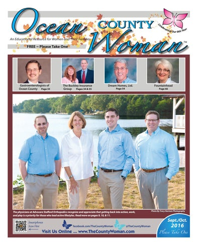 Ocean county woman 2016 septemberoctober by the county woman issuu page 1 fandeluxe Choice Image