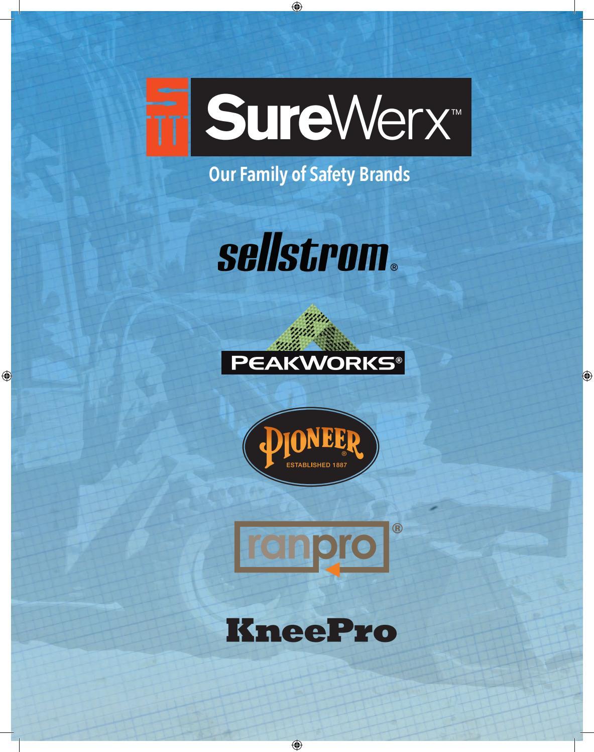 Surewerx Catalog By James Swanson Issuu