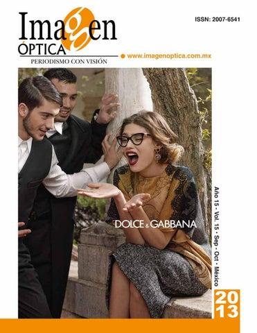 e4b39d6f02 Revista Septiembre Octubre 2013 by Imagen Optica - issuu