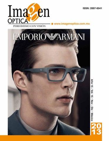 517bde8f5b Revista Noviembre Diciembre 2013 by Imagen Optica - issuu