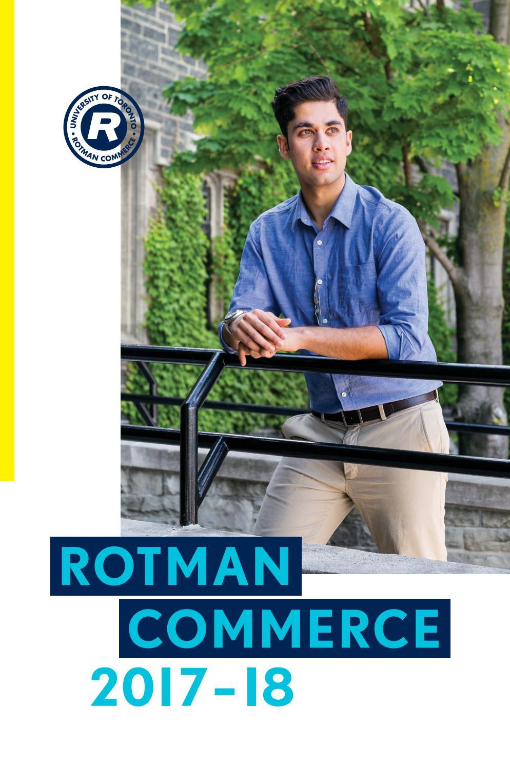 rotman essay questions 2012