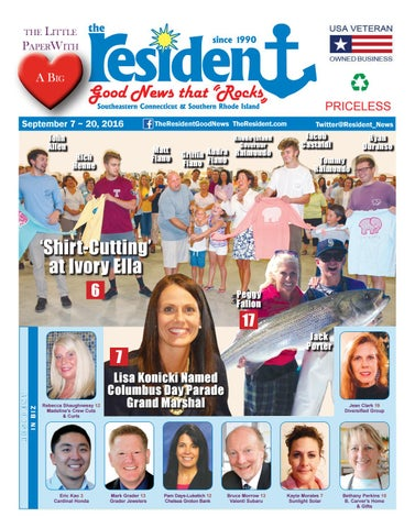 1f5aa4597 The Resident Good News 9-7-16 by The Resident - issuu