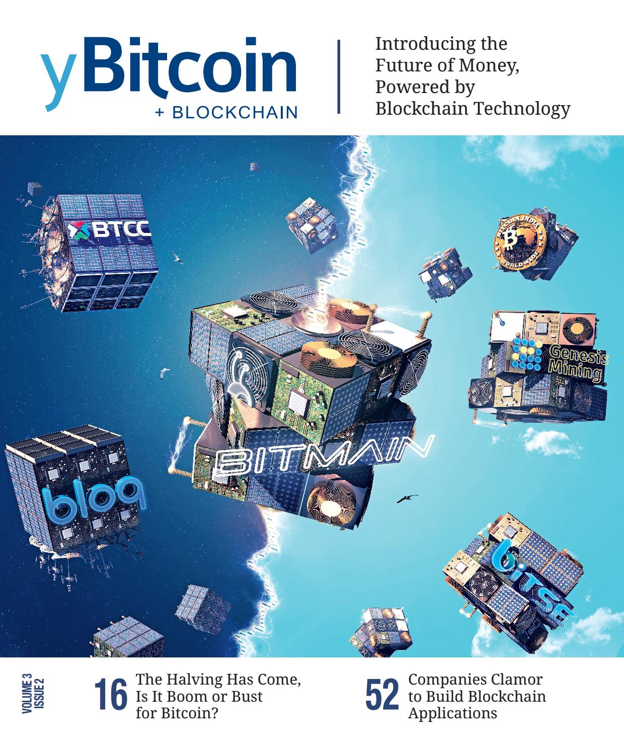 Volume 3, Issue 2 by yBitcoin - issuu