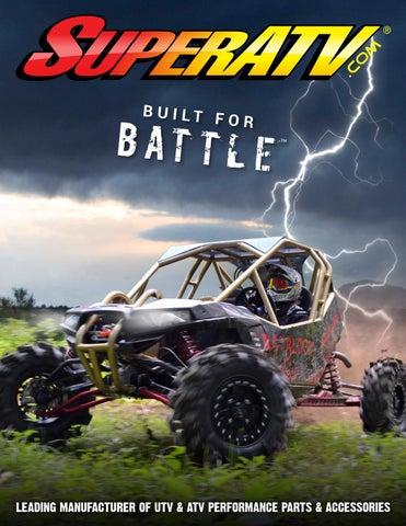 SuperATV 2016-2017 Catalog by SuperATV - issuu