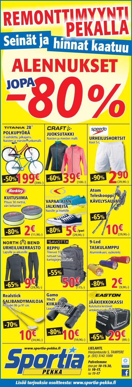 1409 tre by Sportia-Pekka Sportia-Pekka - Issuu