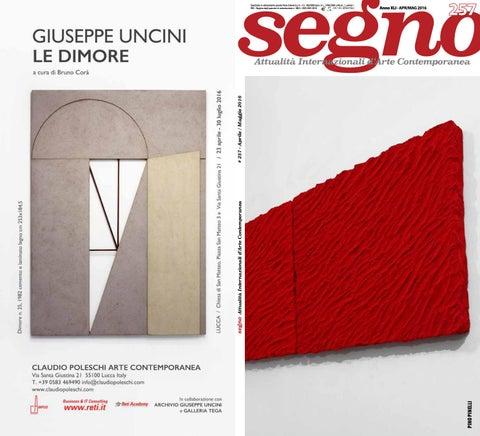 Segno 257 by Rivista Segno - issuu cbfd1f6958d