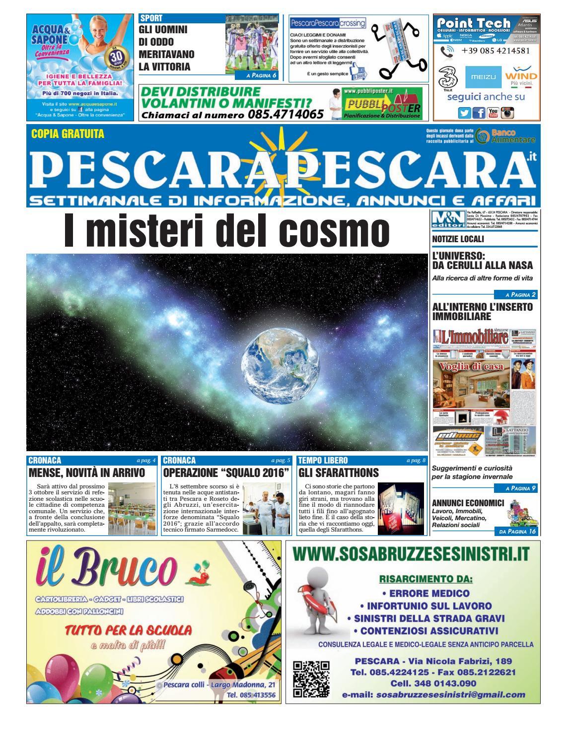 PescaraPescara N 34 Del 14 09 16 By PescaraPescara Issuu