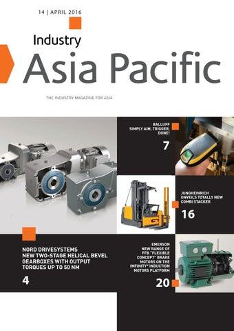 Industry Asia Pacific 14